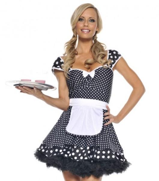 -Sexy-50-s-Waitress