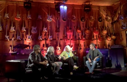 blondie guitar center sessions