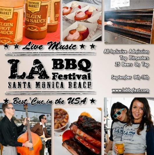 LA BBQ Festival