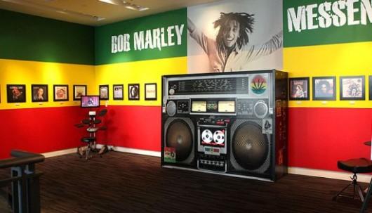 bob marley messenger grammy museum