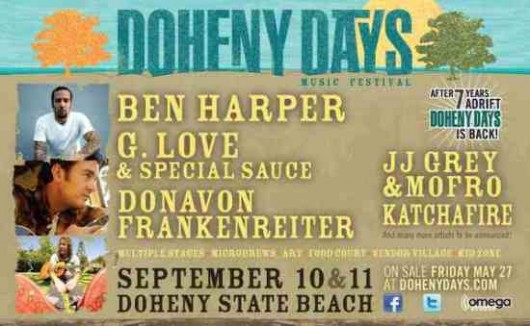 doheny days