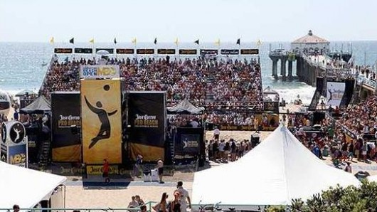 jose cuervo pro beach volleyball series