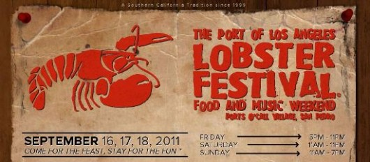 port of los angeles lobster festival