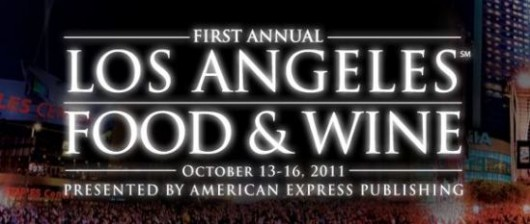 Los Angeles Food & Wine American Express